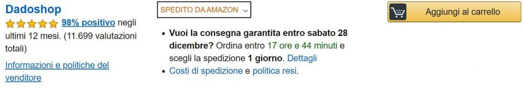 buy box amazon criteri
