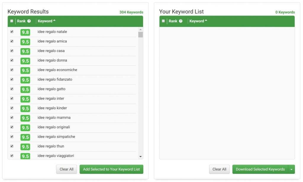 keyword tool dominator amazon