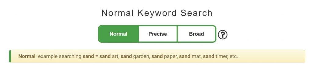 keyword tool dominator opinioni