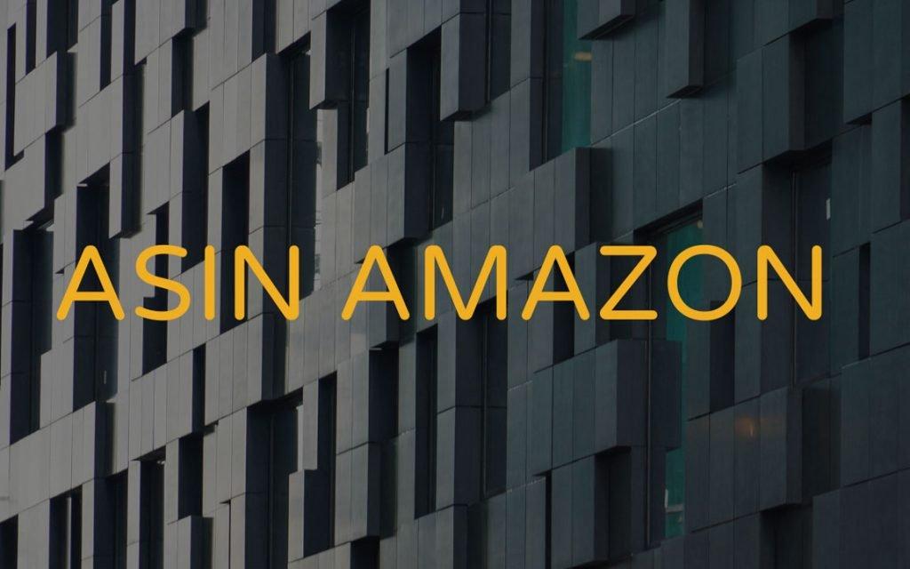codice asin amazon