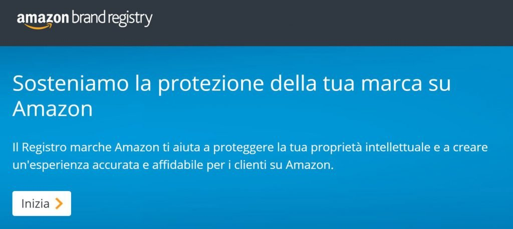 registro marche amazon